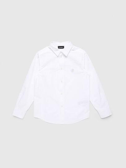 Diesel - CSBILL, Weiß - Hemden - Image 1