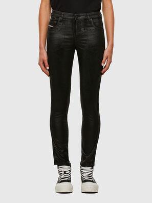 Babhila 069TD, Schwarz/Dunkelgrau - Jeans