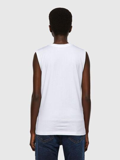 Diesel - T-SILESS, Blanc - T-Shirts - Image 2