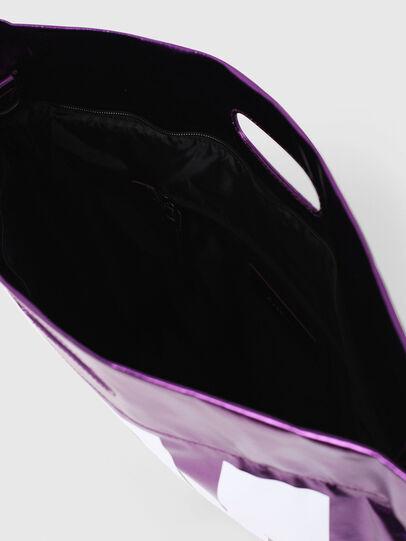 Diesel - F-LITT-HER M, Violett - Shopper und Schultertaschen - Image 4