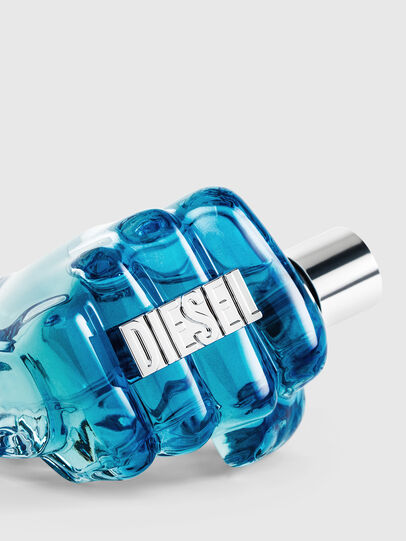 Diesel - ONLY THE BRAVE HIGH  125ML, Hellblau - Only The Brave - Image 3