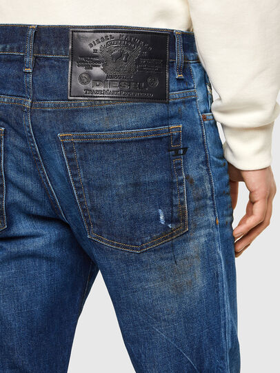 Diesel - D-Fining 009NG, Blu Scuro - Jeans - Image 3