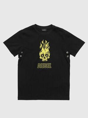 TUSILYWQ, Schwarz - T-Shirts und Tops