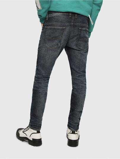 Diesel - Thommer JoggJeans 087AI, Dunkelblau - Jeans - Image 2