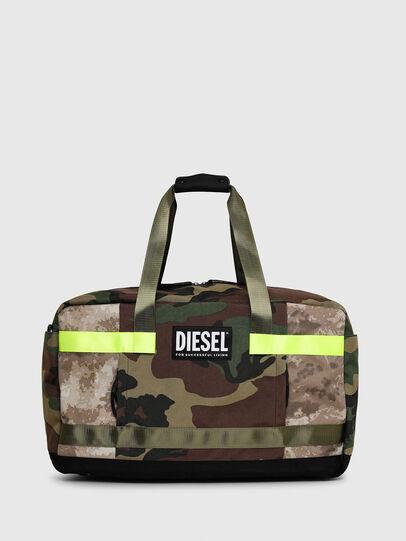 Diesel - SOLIGO, Camouflagegrün - Reisetaschen - Image 1