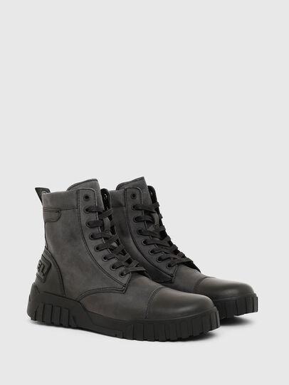 Diesel - H-RUA AM, Schwarz - Sneakers - Image 2