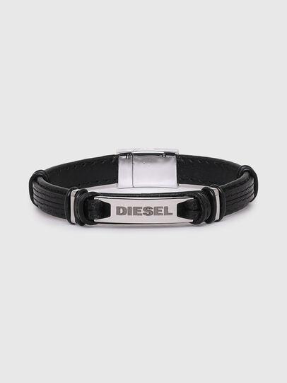 Diesel - A-PLAK, Noir - Bijoux et Gadgets - Image 1
