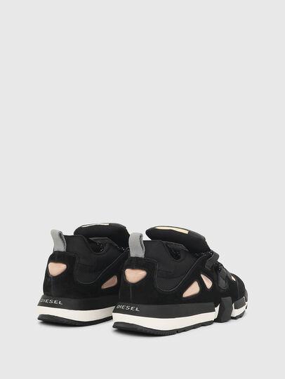 Diesel - H-PADOLA SL W, Schwarz/Gelb - Sneakers - Image 3