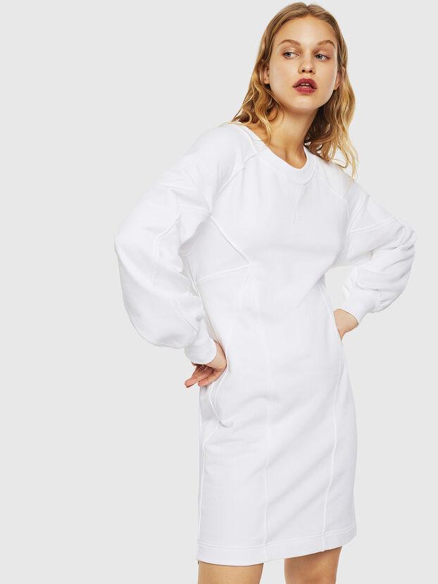 D-THUS, Weiß - Kleider