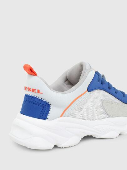 Diesel - S-SERENDIPITY LC CH, Blanc/Bleu - Footwear - Image 4