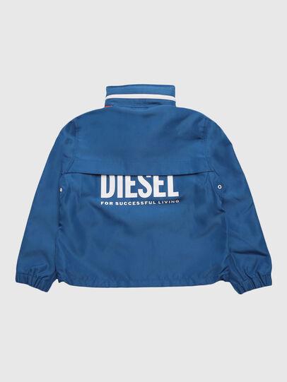 Diesel - JBROCK, Bleu - Vestes - Image 2