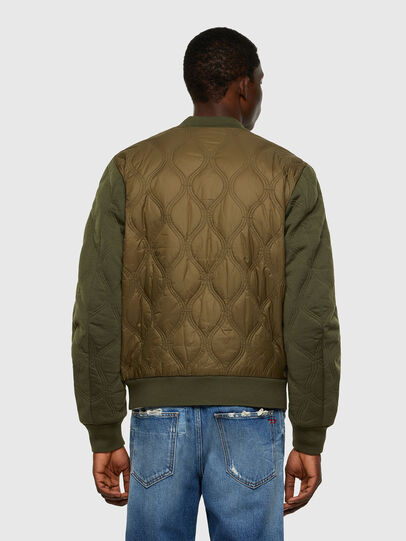Diesel - K-CHRYSO, Vert Militaire - Pull Maille - Image 2