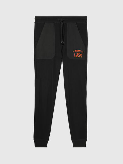 Diesel - UMLB-PETER-W, Noir - Pantalons - Image 1