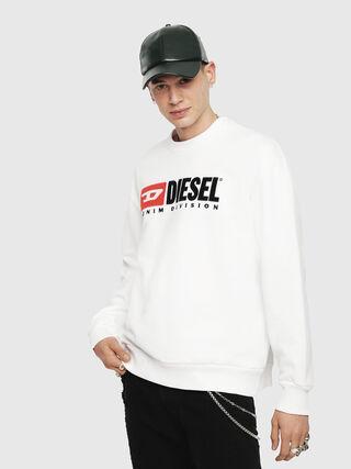S-CREW-DIVISION,  - Sweatshirts