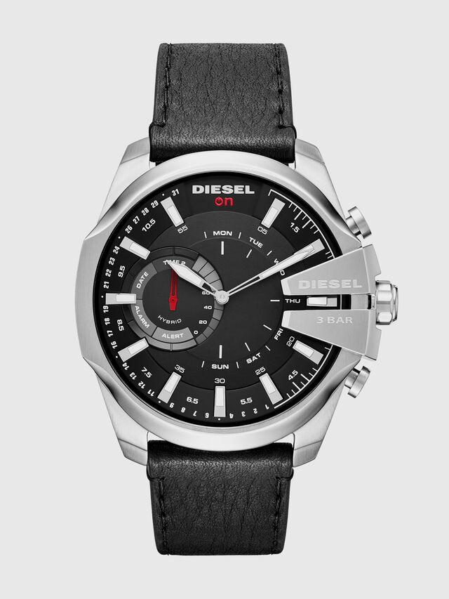 Diesel - DT1010, Schwarz - Smartwatches - Image 2