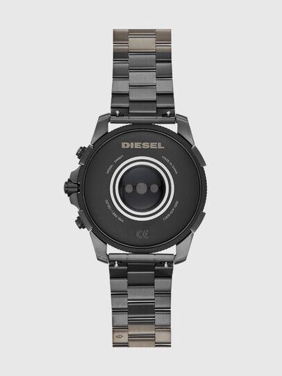 Diesel - DT2011, Silbergrau - Smartwatches - Image 4