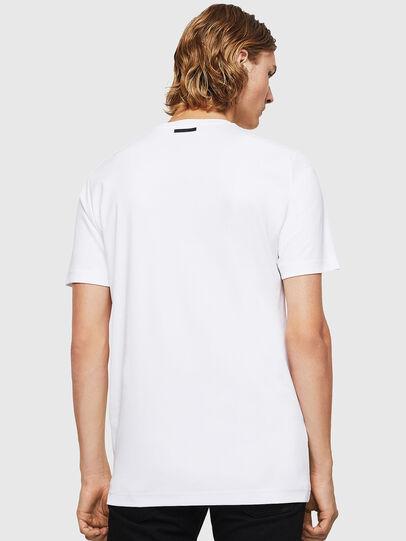 Diesel - TY-X1, Weiß - T-Shirts - Image 2