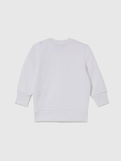 Diesel - SGIRKX5B, White - Sweaters - Image 2