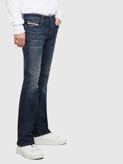 Diesel - Zatiny 0096U, Dunkelblau - Jeans - Image 4