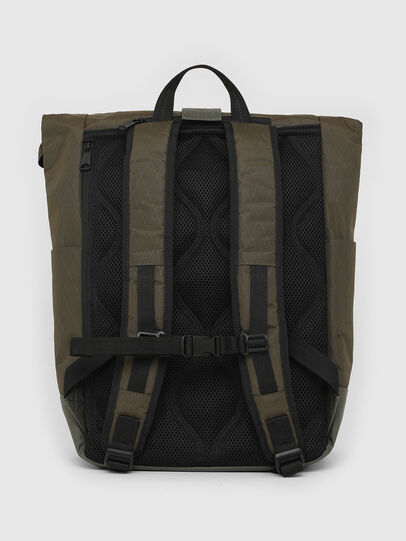 Diesel - SHINOBI, Vert Camouflage - Sacs à dos - Image 2
