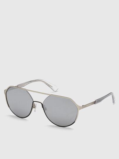 Diesel - DL0324, Grau - Sonnenbrille - Image 2