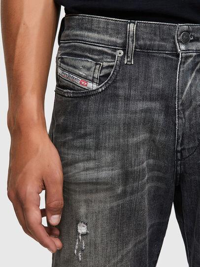 Diesel - D-Strukt JoggJeans® 09B54, Schwarz/Dunkelgrau - Jeans - Image 3