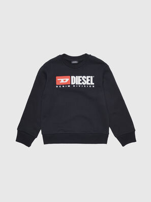SCREWDIVISION OVER, Schwarz - Sweatshirts