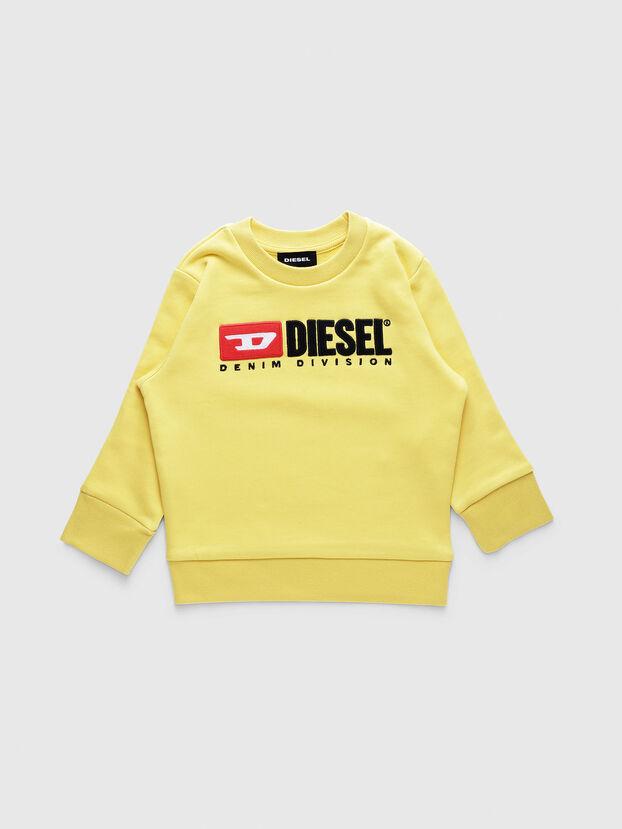 SCREWDIVISIONB-R, Gelb - Sweatshirts