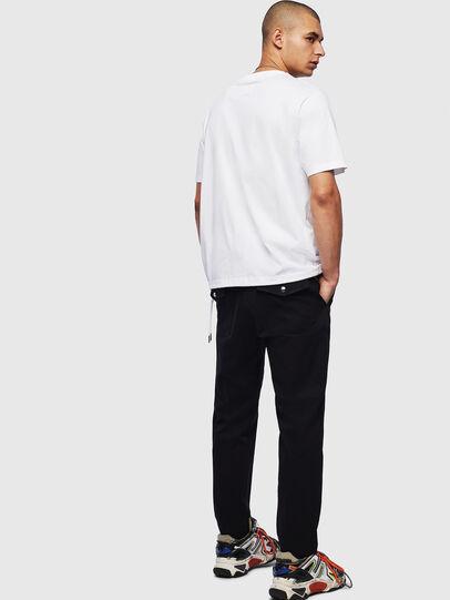 Diesel - T-HUSTY, Weiß - T-Shirts - Image 8