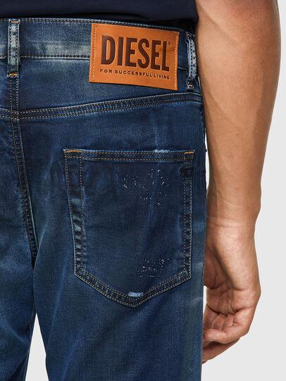 Diesel - D-Strukt JoggJeans® 069WR, Bleu Foncé - Jeans - Image 3