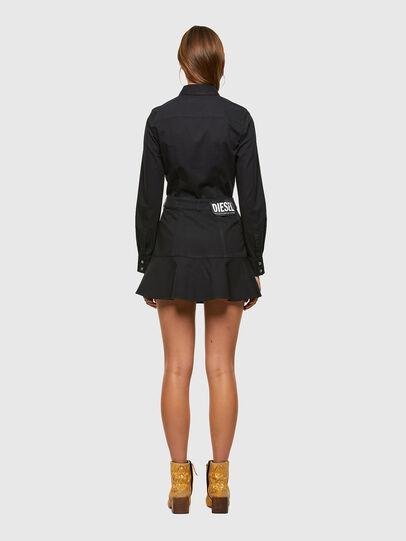 Diesel - D-SHAY, Black - Dresses - Image 2