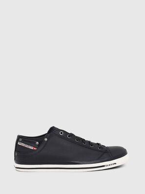 EXPOSURE LOW I, Dunkelblau - Sneakers