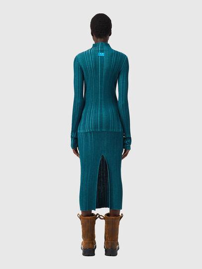 Diesel - M-ALBERTA, Water Green - Knitwear - Image 5