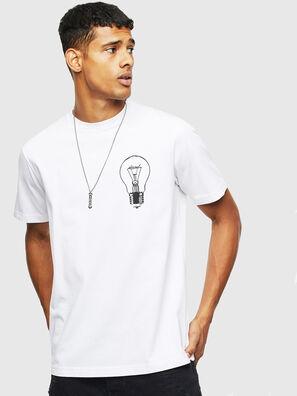 T-JUST-T22, Weiß - T-Shirts