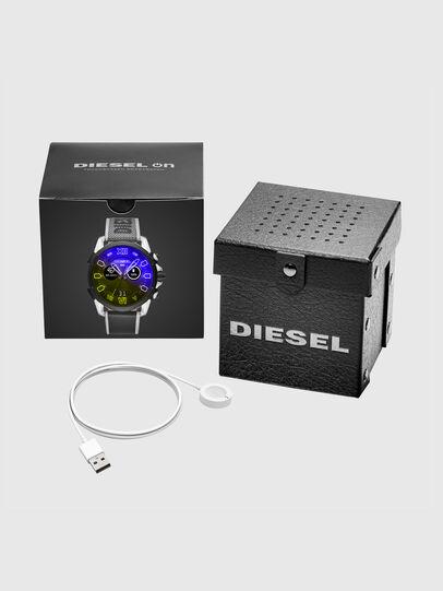 Diesel - DT2012, Grau/Schwarz - Smartwatches - Image 5