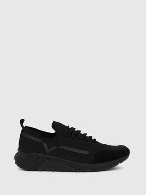 S-KBY STRIPE, Schwarz - Sneakers