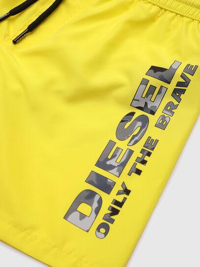 Diesel - MBXDORRY, Gelb - Beachwear - Image 3