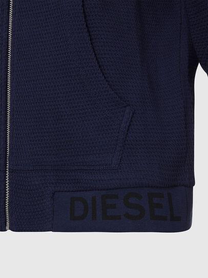 Diesel - S-ELECTRUM, Mitternachtsblau - Sweatshirts - Image 3