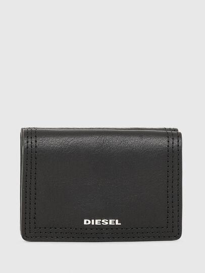 Diesel - LORETTINA, Schwarz - Kleine Portemonnaies - Image 1
