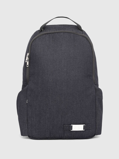 Diesel - PHILOT, Dark Blue - Backpacks - Image 1