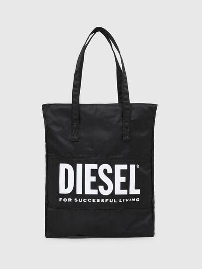 Diesel - BBAG-TOTE, Schwarz - Bademode-Accessoires - Image 1