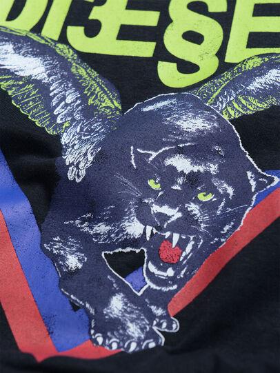 Diesel - TDIEGOA4, Schwarz - T-Shirts und Tops - Image 3