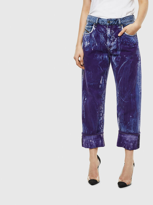 D-Reggy 069NW, Mittelblau - Jeans