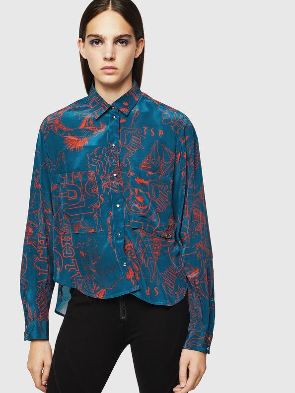 C-SUPER-F,  - Hemden