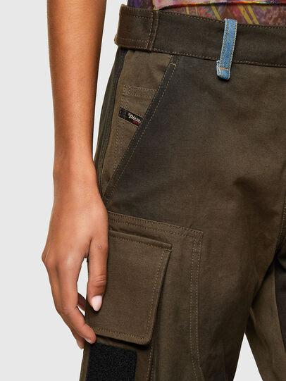 Diesel - P-JANE, Vert Militaire - Pantalons - Image 3
