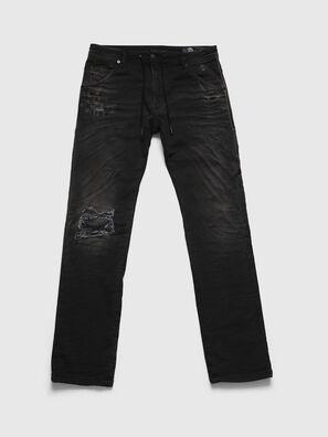 CL-Krooley-T-CB JoggJeans 069PK, Schwarz - Jeans