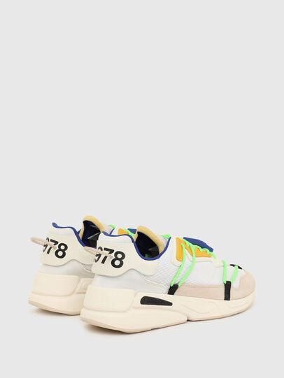 Diesel - S-SERENDIPITY LACE, Bianco/Rosa - Sneakers - Image 3