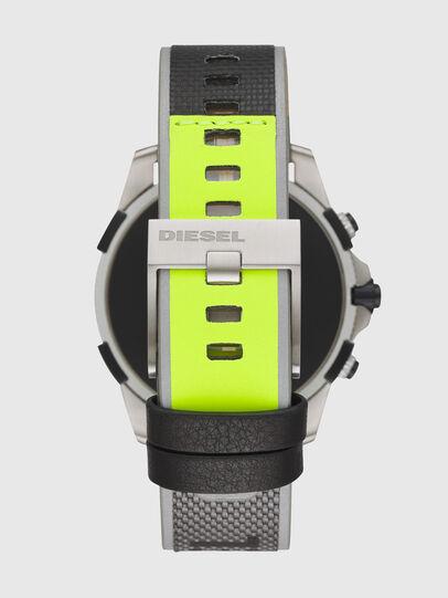 Diesel - DT2012, Grau/Schwarz - Smartwatches - Image 3