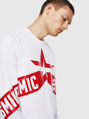 T-JUST-LS-STAR,  - T-Shirts