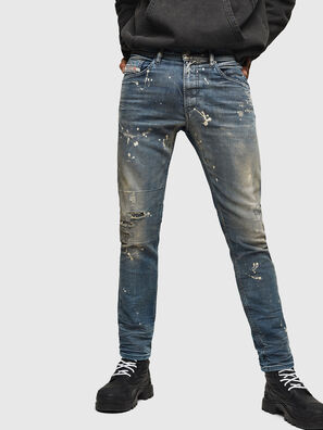 Thommer JoggJeans 0870X, Mittelblau - Jeans